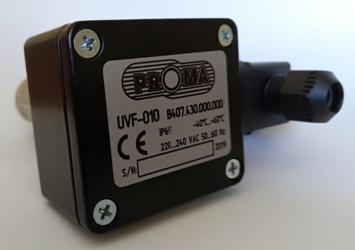 UVF-010, фотодатчик