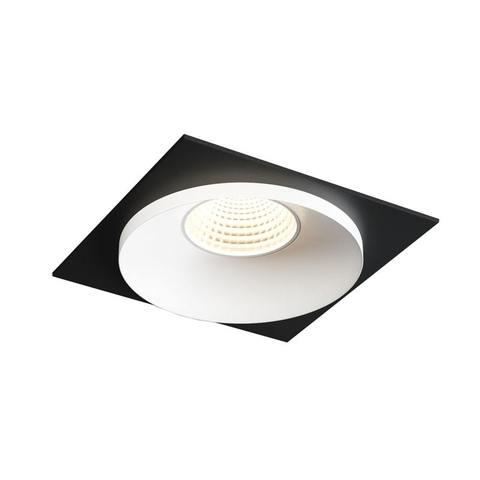 SINGLE LC white + Frame 01 black фото