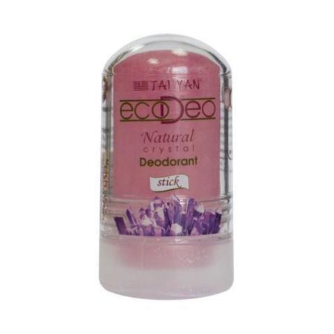 Дезодорант Кристаллический Мангустин, 80г (Смирнова)