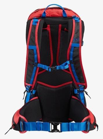Картинка рюкзак сноубордический Burton ak incline 20l pack Flame Scarlet Rpstp - 5
