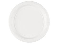 Тарелки Frosty White (Белый), 17 см, 8 шт, 1 уп.