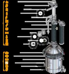 Самогонный аппарат LUXSTAHL 8 (Люкссталь 8)