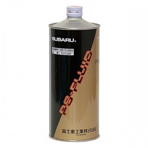 SUBARU PSF Жидкость ГУР желтый (железо/Япония)