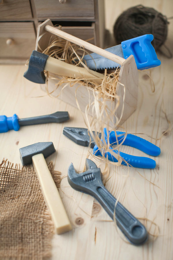 Мыло Инструменты. Форма Плоскогубцы