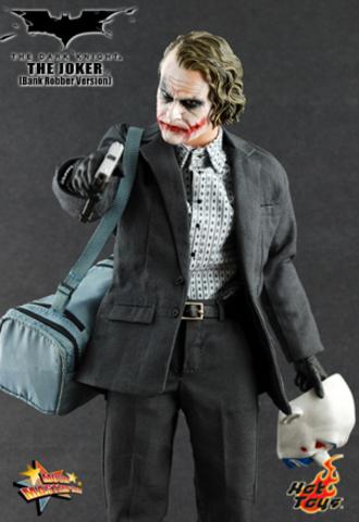 The JOKER - Bank Robber version
