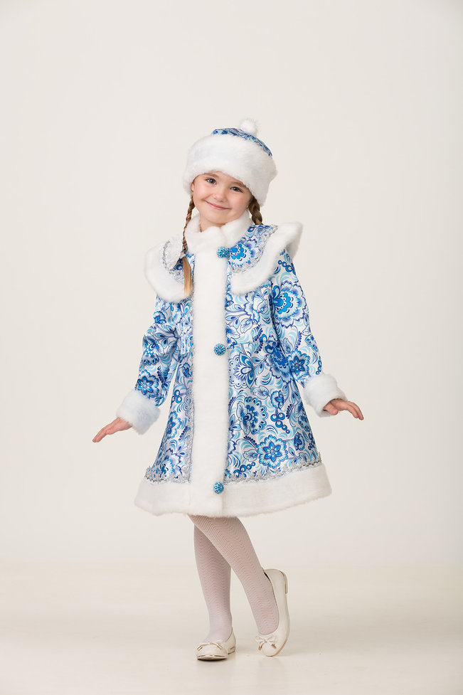 Снегурочка Гжель-2 детская
