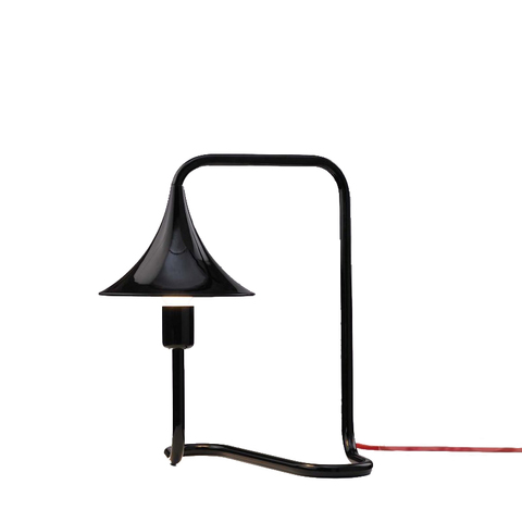 Настольный светильник копия Self by Almerich (черный)