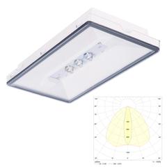 Аварийные светильники для освещения эвакуационных путей высоких помещений Vella LED SCH IP65 Intelight