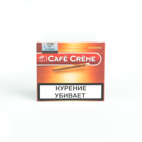 Сигариллы Cafe Creme Arome 10 шт