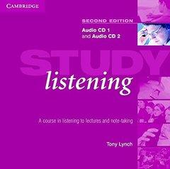 Study Listening Second Edition: Audio CD Set (2...