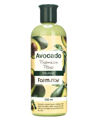 Farm Stay Антивозрастной тонер с экстрактом авокадо