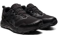 Непромокаемые кроссовки внедорожники Asics Gel Sonoma 6 G-TX Black мужские