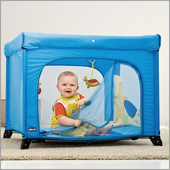 Кровать-манеж CHICCO Open Sea Square Playpen