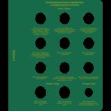 ДОПОЛНИТЕЛЬНЫЙ ЛИСТ ДЛЯ АЛЬБОМА «ПАМЯТНЫЕ МОНЕТЫ ПРИБАЛТИКИ» СЕРИЯ PROFESSIONAL