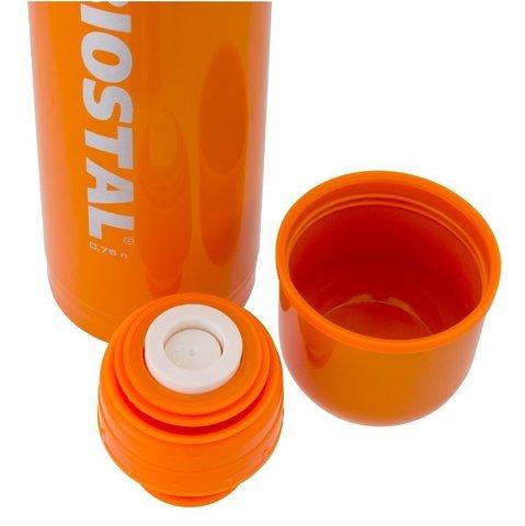 Термос Biostal Flër (0,75 литра), оранжевый