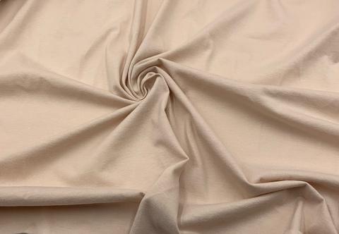 Хлопок кулирка серебристый пион  (цв. 168) 15*15 см
