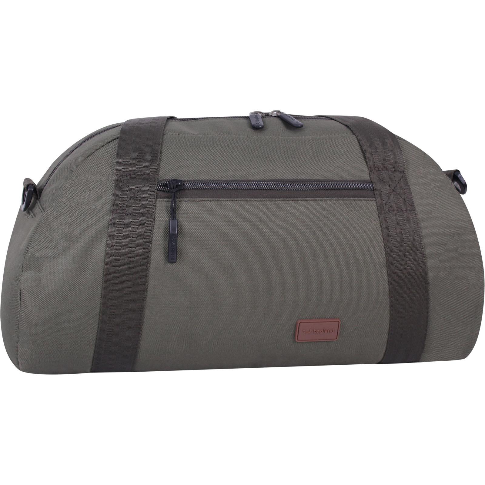 Спортивные сумки Сумка Bagland Oblivion 27 л. Хаки (0037366) IMG_6310-1600.jpg