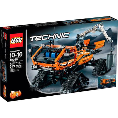 LEGO Technic: Арктический вездеход 42038 — Arctic Truck — Лего Техник