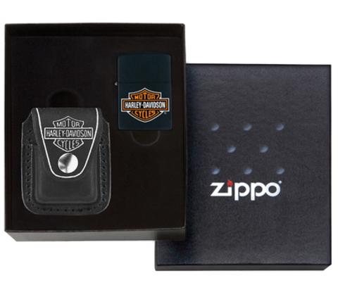 Набор подарочный с чехлом, черный, 36x12x56 мм123