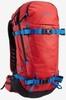 Картинка рюкзак сноубордический Burton ak incline 20l pack Flame Scarlet Rpstp - 1