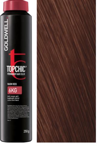 Topchic 6KG медный темно-золотистый TC 250ml