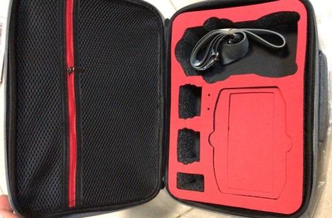 Кейс для квадрокоптера DJI Air 2 серый размер L