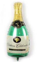 К Бутылка шампанского, 39''/99 см, 1 шт.