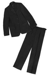 C752 костюм для мальчиков черный