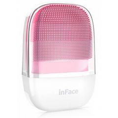 Очиститель для лица Xiaomi inFace Sonic Beauty ультразвук, розовый MS-200P