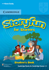 Storyfun for Starters, Movers, Flyers - Starters Student's Book