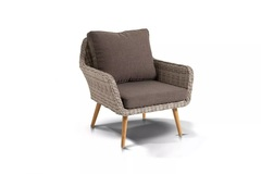 Кресло плетеное 4sis Прованс
