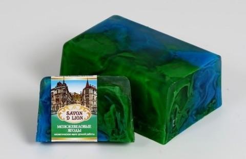 Косметическое мыло Можжевеловые ягоды 100 гр. ТМ SAVON D LION