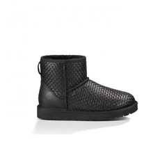 UGG Mini Wover Black