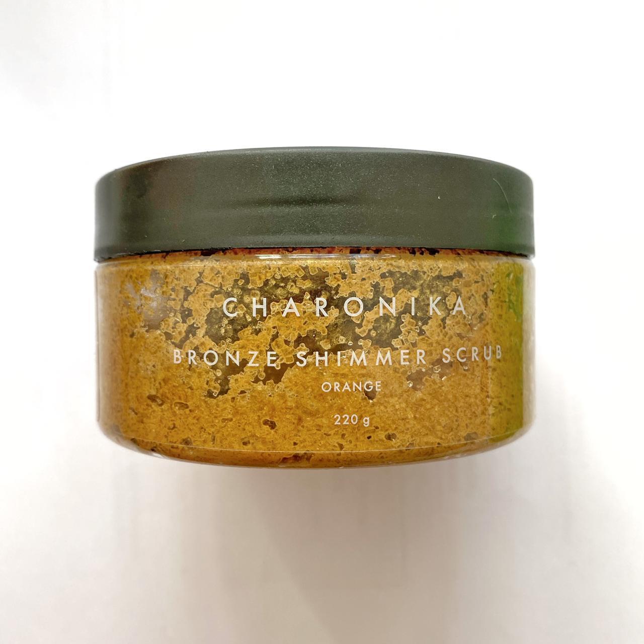 Bronze Shimmer Scrub
