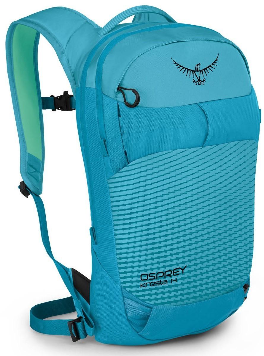 Рюкзаки для сноуборда Рюкзак Osprey Kresta 14 Powder Blue Kresta_14_F19_Side_Powder_Blue_web.jpg