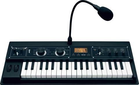 Синтезаторы и рабочие станции Korg Microkorg XL+