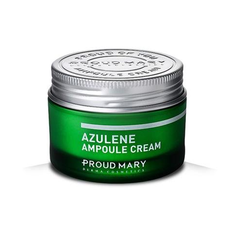 Proud Mary Azulene Ampoule Cream крем с азуленом для чувствительной и проблемной кожи