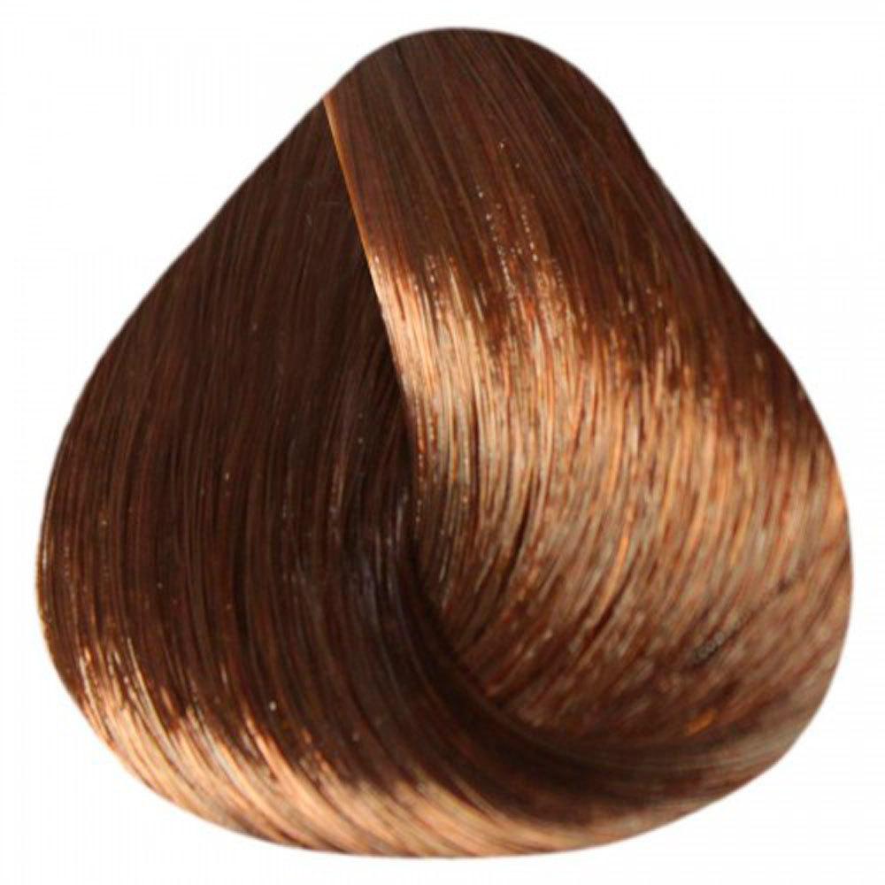 Estel крем-краска De Luxe Sense 60 мл - 6/75 темно-русый коричнево-красный
