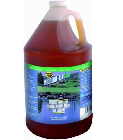 Живые бактерии для очистки пруда Microbe-Lift Clean & Clear 4L