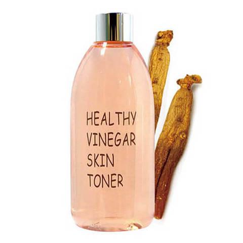 Realskin Тонер для лица с красным женьшенем Healthy Vinegar Skin Toner Red Ginseng, 300 мл
