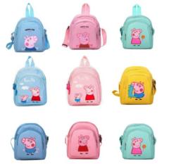 Розовая Свинка сумка детская
