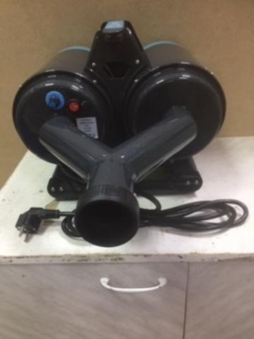 Двухмоторный компрессор TOEX TD-900CG