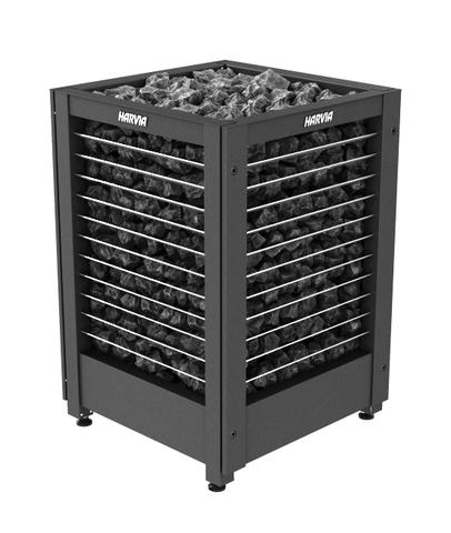 Harvia Электрическая печь Modulo MD180G Black HMD1804G 18 кВт