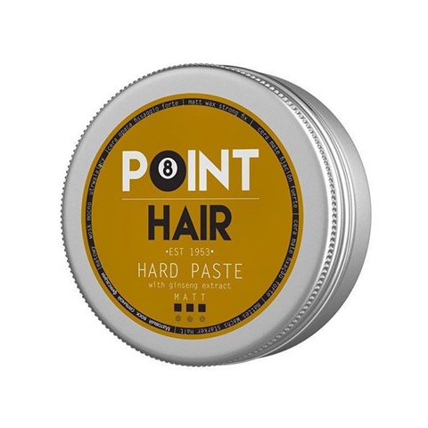 Farmagan Point Hair: Матовая паста для волос сильной фиксации (Hard Paste), 100мл