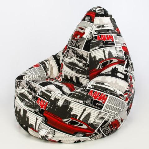 Кресло-мешок «Груша» Ягуар