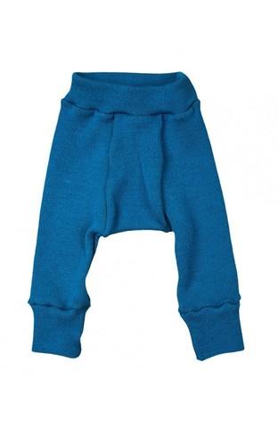 Длинные пеленальные штанишки (M, морская волна)