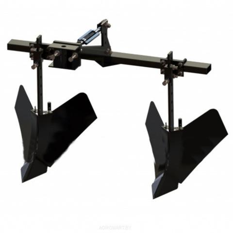 Комплект для окучивания Кентавр OK100 для минитрактора и мотоблока