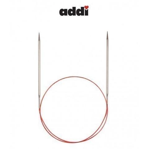 Спицы Addi круговые с удлиненным кончиком для тонкой пряжи 150 см, 3 мм