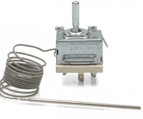 Термостат духовки 278°C, EGO 55.17059.330 Whirlpool , Ariston 310964, зам. 81381275