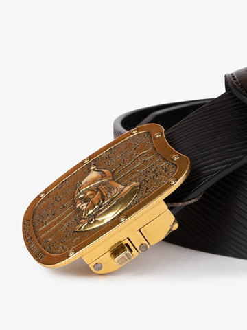 "Belt ""Chelyabinsk"" with automatic buckle"